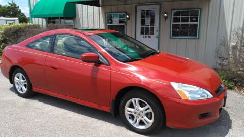 2006 Honda Accord for sale at Haigler Motors Inc in Tyler TX