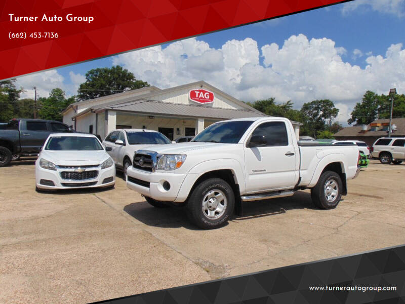 2008 Toyota Tacoma for sale at Turner Auto Group in Greenwood MS