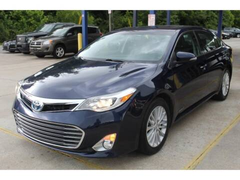 2013 Toyota Avalon Hybrid for sale at Inline Auto Sales in Fuquay Varina NC