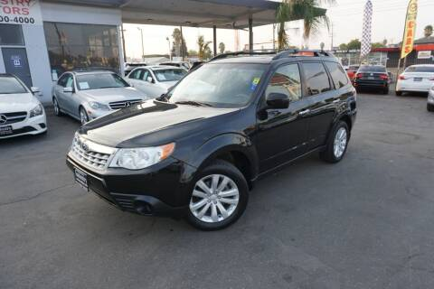 2012 Subaru Forester for sale at Industry Motors in Sacramento CA