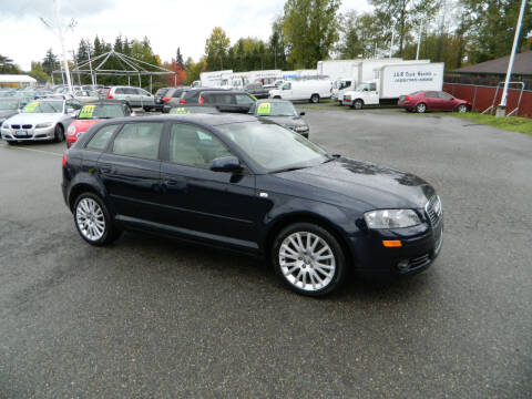 2006 Audi A3 for sale at J & R Motorsports in Lynnwood WA