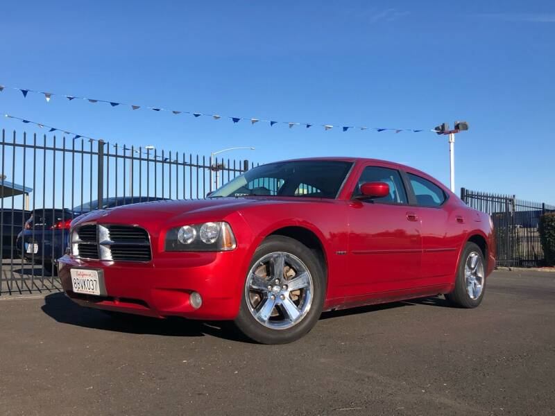2009 Dodge Charger for sale at BOARDWALK MOTOR COMPANY in Fairfield CA
