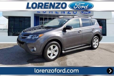 2013 Toyota RAV4 for sale at Lorenzo Ford in Homestead FL