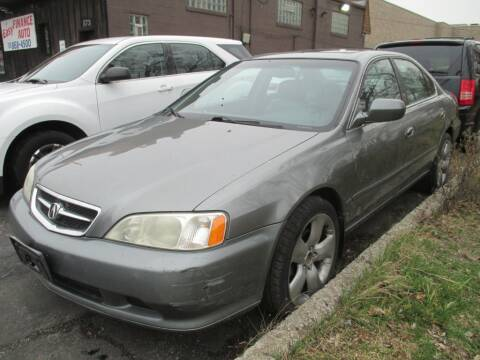 1999 Acura TL for sale at EZ Finance Auto in Calumet City IL