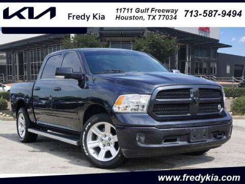 2019 RAM Ram Pickup 1500 Classic for sale at FREDY USED CAR SALES in Houston TX