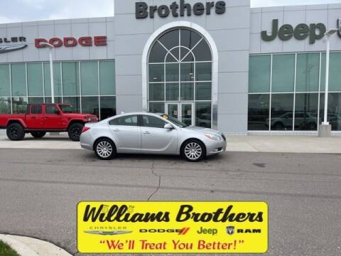 2013 Buick Regal for sale at Williams Brothers - Pre-Owned Monroe in Monroe MI