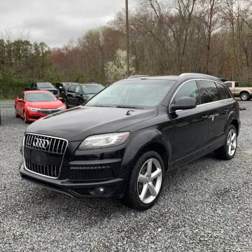 2011 Audi Q7 for sale at CRS 1 LLC in Lakewood NJ