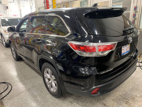 2015 Toyota Highlander for sale at Buy A Car in Chicago IL
