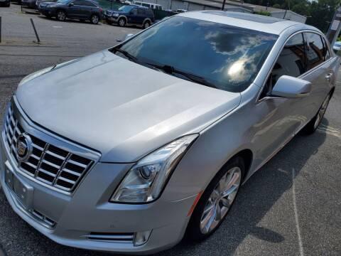 2013 Cadillac XTS for sale at Atlanta's Best Auto Brokers in Marietta GA