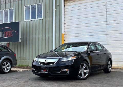 2012 Acura TL for sale at Haus of Imports in Lemont IL