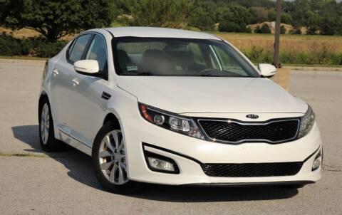2014 Kia Optima for sale at Big O Auto LLC in Omaha NE