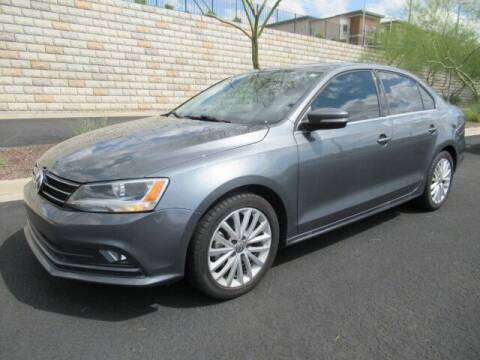 2016 Volkswagen Jetta for sale at Autos by Jeff Tempe in Tempe AZ