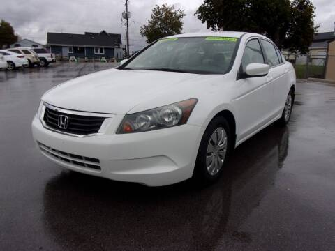 2010 Honda Accord for sale at Ideal Auto Sales, Inc. in Waukesha WI