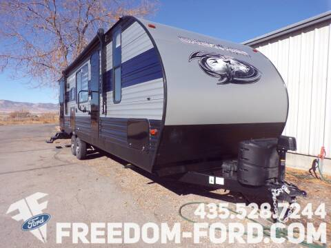 2021 Forest River 274BRB for sale at Freedom Ford Inc in Gunnison UT