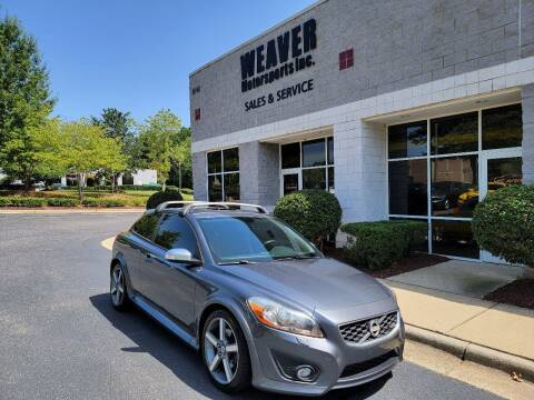 2012 Volvo C30 for sale at Weaver Motorsports Inc in Cary NC