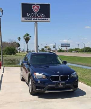 2014 BMW X1 for sale at A & V MOTORS in Hidalgo TX
