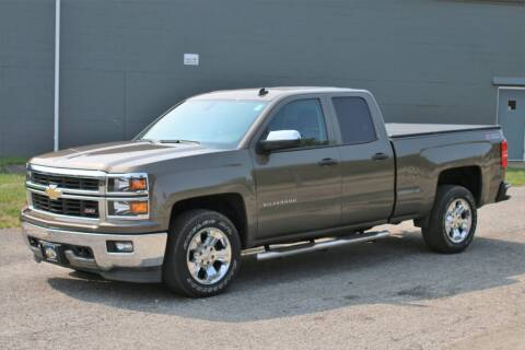 2014 Chevrolet Silverado 1500 for sale at Great Lakes Classic Cars & Detail Shop in Hilton NY
