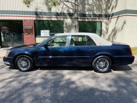 2007 Cadillac DTS for sale at AUTO ACQUISITIONS USA in Eden Prairie MN