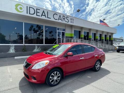 2013 Nissan Versa for sale at Ideal Cars Apache Junction in Apache Junction AZ