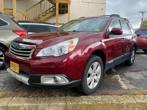 2012 Subaru Outback for sale at NORTHEAST IMPORTS LLC in South Portland ME