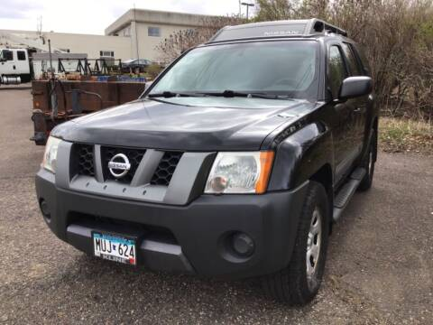 2006 Nissan Xterra for sale at Sparkle Auto Sales in Maplewood MN