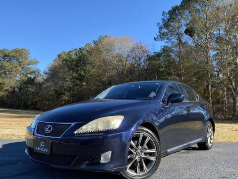 2008 Lexus IS 250 for sale at Global Pre-Owned in Fayetteville GA