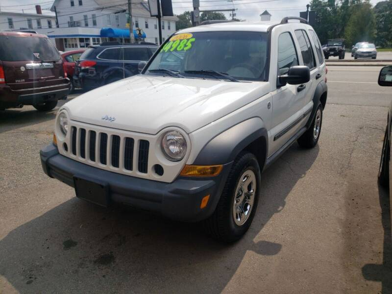 2006 Jeep Liberty for sale at TC Auto Repair and Sales Inc in Abington MA