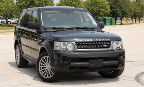 2011 Land Rover Range Rover Sport for sale at Big O Auto LLC in Omaha NE