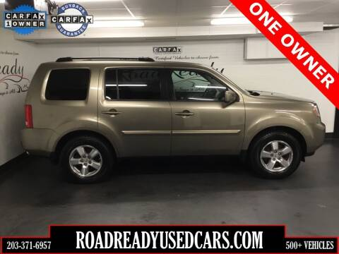 2011 Honda Pilot for sale at Road Ready Used Cars in Ansonia CT