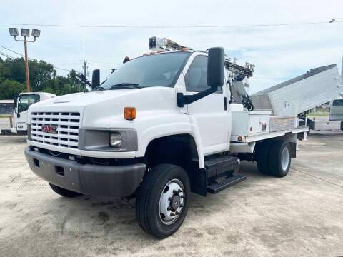2009 GMC Topkick C5500 for sale at Scruggs Motor Company LLC in Palatka FL