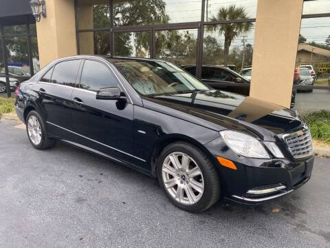 2012 Mercedes-Benz E-Class for sale at Premier Motorcars Inc in Tallahassee FL