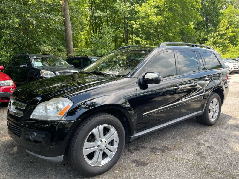2009 Mercedes-Benz GL-Class for sale at Car Online in Roswell GA