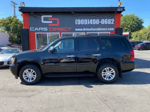 2008 Chevrolet Tahoe for sale at Cars Direct in Ontario CA