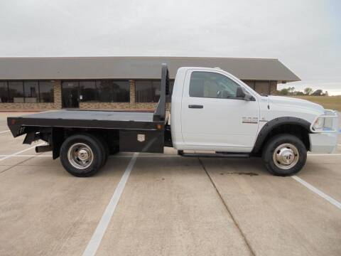 2015 RAM Ram Chassis 3500 for sale at MANGUM AUTO SALES in Duncan OK