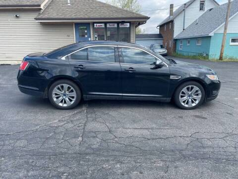 2011 Ford Taurus for sale at MARK CRIST MOTORSPORTS in Angola IN