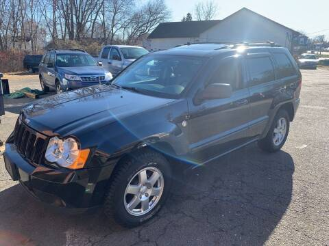 2009 Jeep Grand Cherokee for sale at Balfour Motors in Agawam MA