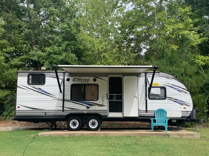 2017 Forest River Salem Cruise Lite 261BHXL for sale at GR Motor Company in Garner NC