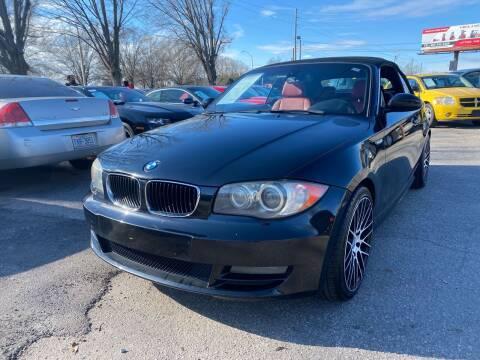 2009 BMW 1 Series for sale at Atlantic Auto Sales in Garner NC