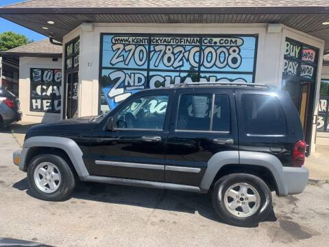 2005 Jeep Liberty for sale at Kentucky Auto Sales & Finance in Bowling Green KY