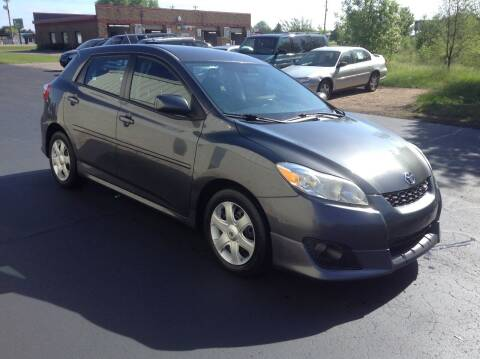 2009 Toyota Matrix for sale at Bruns & Sons Auto in Plover WI