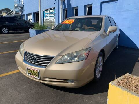 2007 Lexus ES 350 for sale at Ideal Cars in Hamilton OH