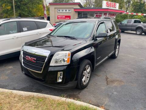 2015 GMC Terrain for sale at Right Place Auto Sales in Indianapolis IN