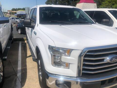 2017 Ford F-150 for sale at A & K Auto Sales in Mauldin SC