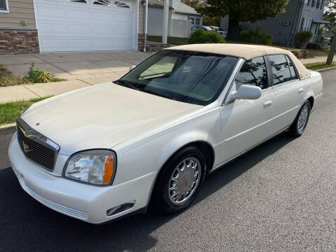 2003 Cadillac DeVille for sale at Jordan Auto Group in Paterson NJ