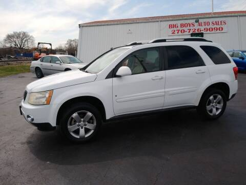 2007 Pontiac Torrent for sale at Big Boys Auto Sales in Russellville KY