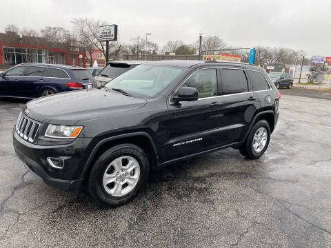 2014 Jeep Grand Cherokee for sale at BWK of Columbia in Columbia SC
