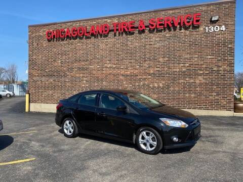 2012 Ford Focus for sale at CLT Auto Sales  & Service Center in Addison IL