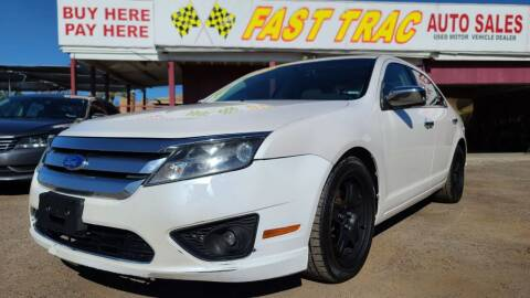 2011 Ford Fusion for sale at Fast Trac Auto Sales in Phoenix AZ