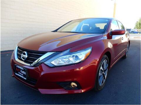 2017 Nissan Altima for sale at A-1 Auto Wholesale in Sacramento CA