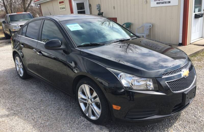 2011 Chevrolet Cruze for sale at Woody's Auto Sales in Jackson MO